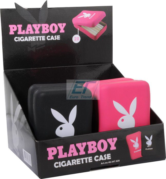 PLAYBOY Metall<br>Zigaretten Box Champ