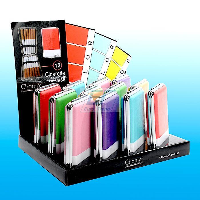 Zigarettenetui  <br>Colours   Champ
