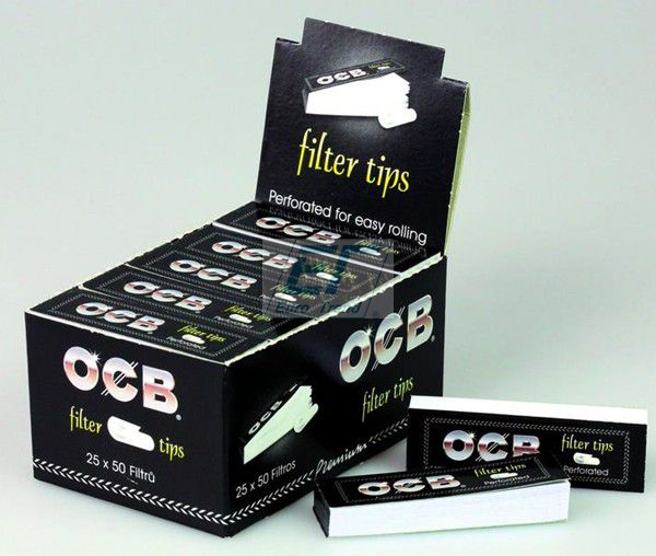OCB-25er-Box-Filtertips-PREMIUM-FILTER-TIPS-je-50-Tips