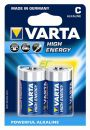 Varta 2er Blister High Energy LR14-Baby-C