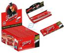 Smoking Paper K.S. RED  mit Filtertips 24er Box/33 Blatt...