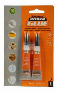 Power Glue 2er Karte je 3g