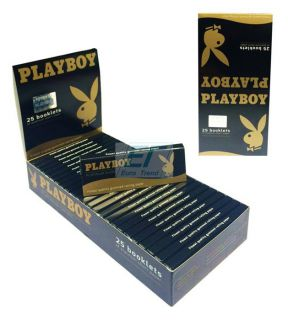Playboy Platinum Short Paper 25er Box/50 Blatt