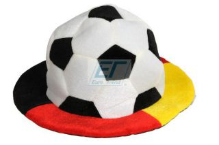 Deutschland Fan Hut Ball