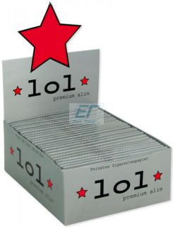 LOL Premium Long Slim 50er Box/32 Blatt