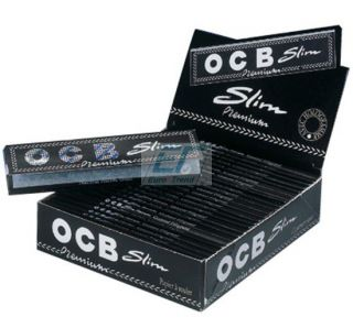 OCB Premium Long Slim 25er Box/32 Blatt