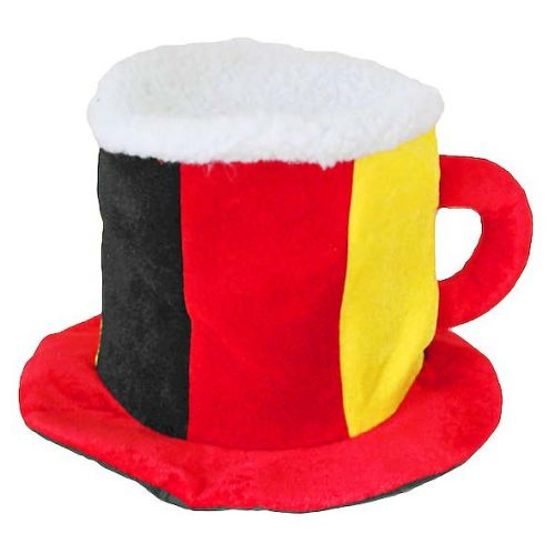 Deutschland Fan Bier Hut