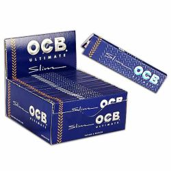 OCB ULTIMATE Long Slim 50er Box/32 Blatt