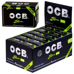 OCB Premium Rolls 24 er Box mit Tips
