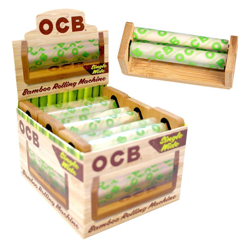 OCB Bamboo Roller Wickler 70mm