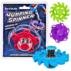Crazy Jumping Hand Spinner ca.8cm